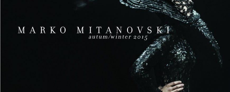 Marko Mitanovski na London Fashion Week-u!