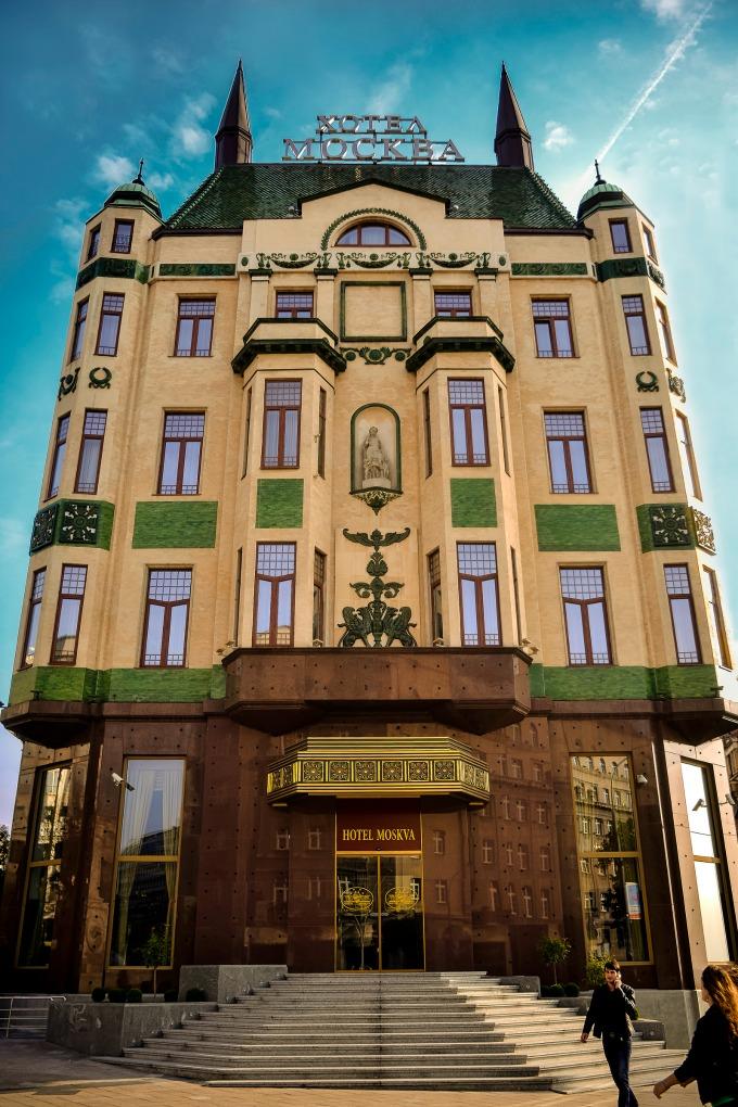 moskva 1 Veče ljubavi u najromantičnijem hotelu u Beogradu