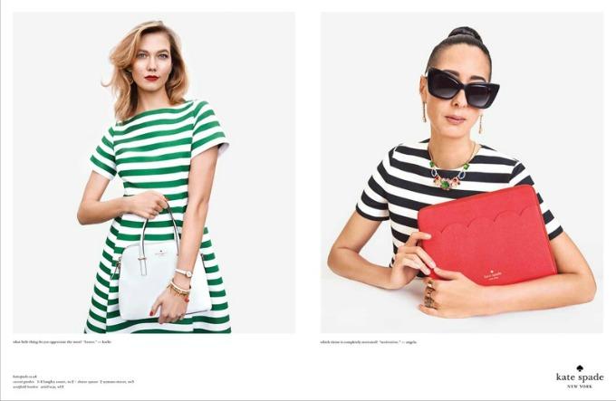 najstarija modna ikona na svetu u kampanji brenda kate spade 1 Najstarija modna ikona na svetu u kampanji brenda Kate Spade