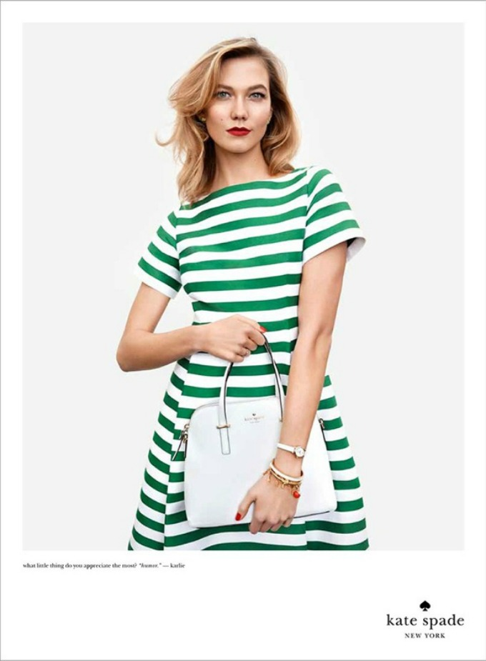 najstarija modna ikona na svetu u kampanji brenda kate spade 2 Najstarija modna ikona na svetu u kampanji brenda Kate Spade