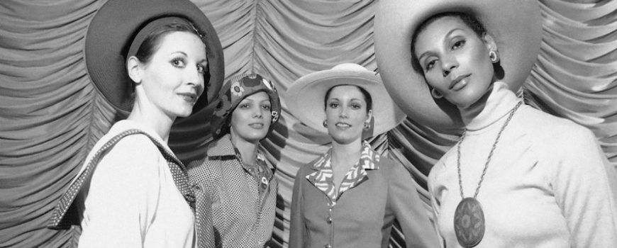 Nedelja mode 1950-1970: Zlatno doba mode