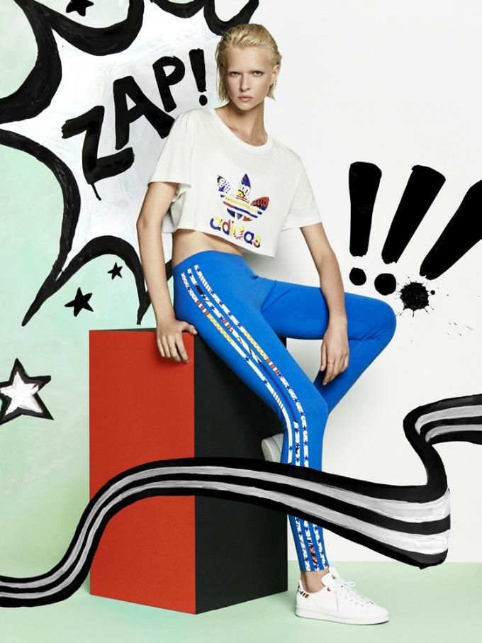 nova kolekcija rite ore za brend adidas 2 Nova kolekcija Rite Ore za brend Adidas