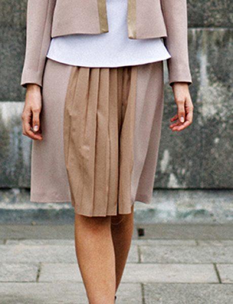 Vodič kroz poslovni stil: Suknje Wannabe Collection