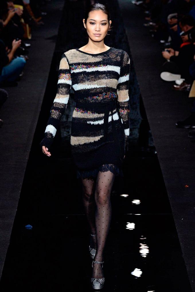revija brenda dvf 4 Nedelja mode u Njujorku: Revija brenda DVF