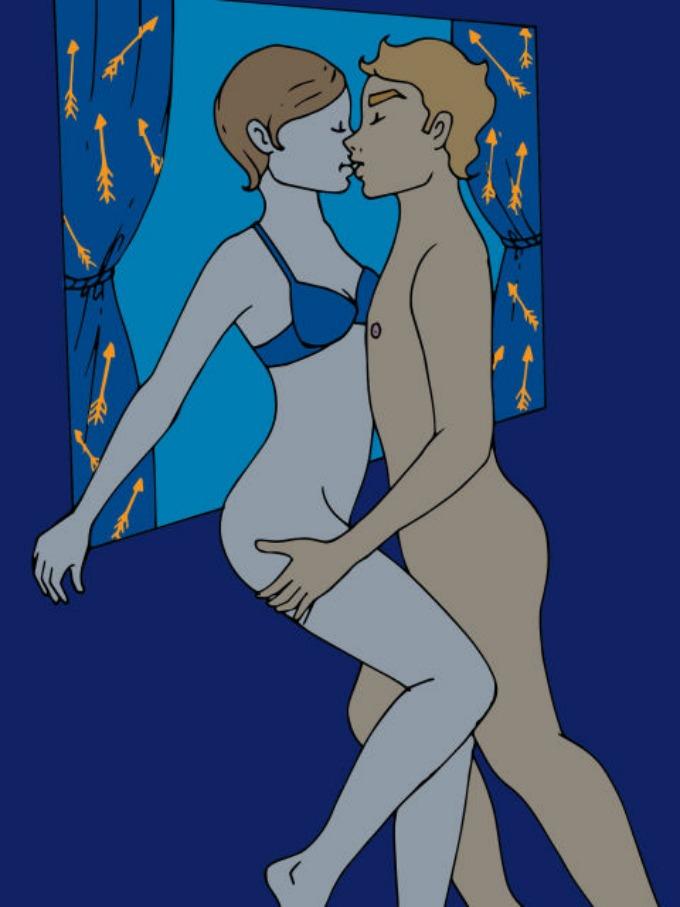 seks horoskop 8 Horoskop: Koja je njegova omiljena poza u seksu?
