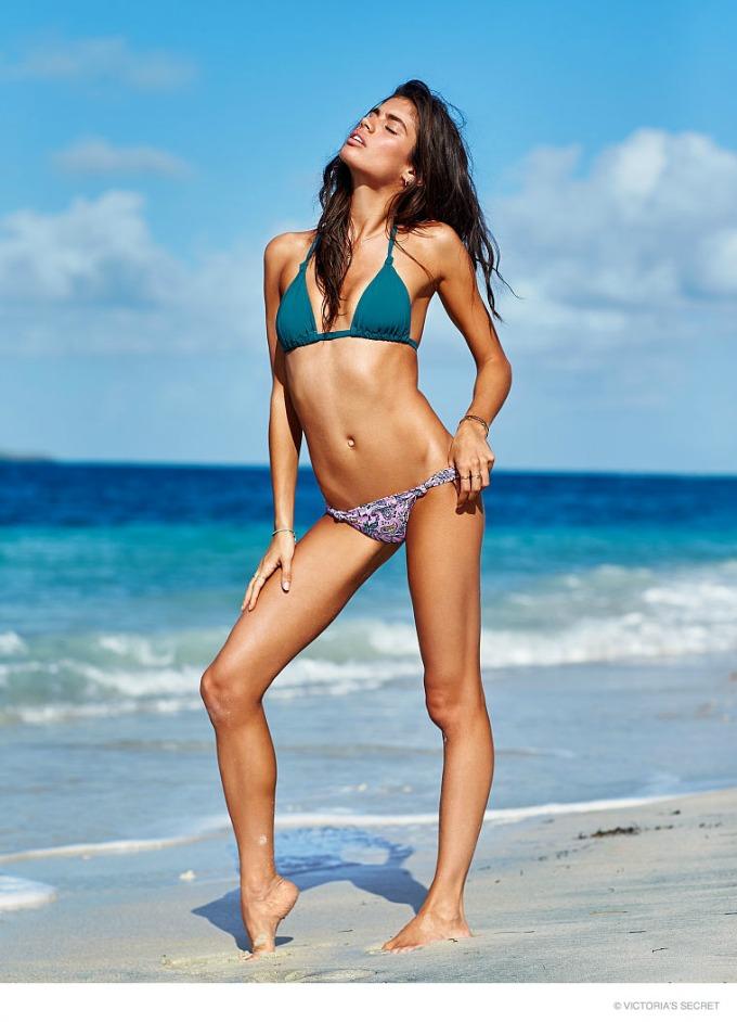 seksepilna sara sampaio za victorias secret swim 1 Seksepilna Sara Sampaio za Victorias Secret Swim