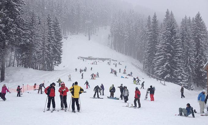 skijanje Skijaški raj u Bugarskoj