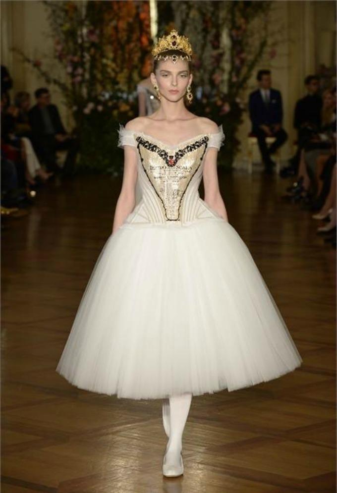 spektakularna revija brenda dolce gabbana 10 Spektakularna revija brenda Dolce & Gabbana