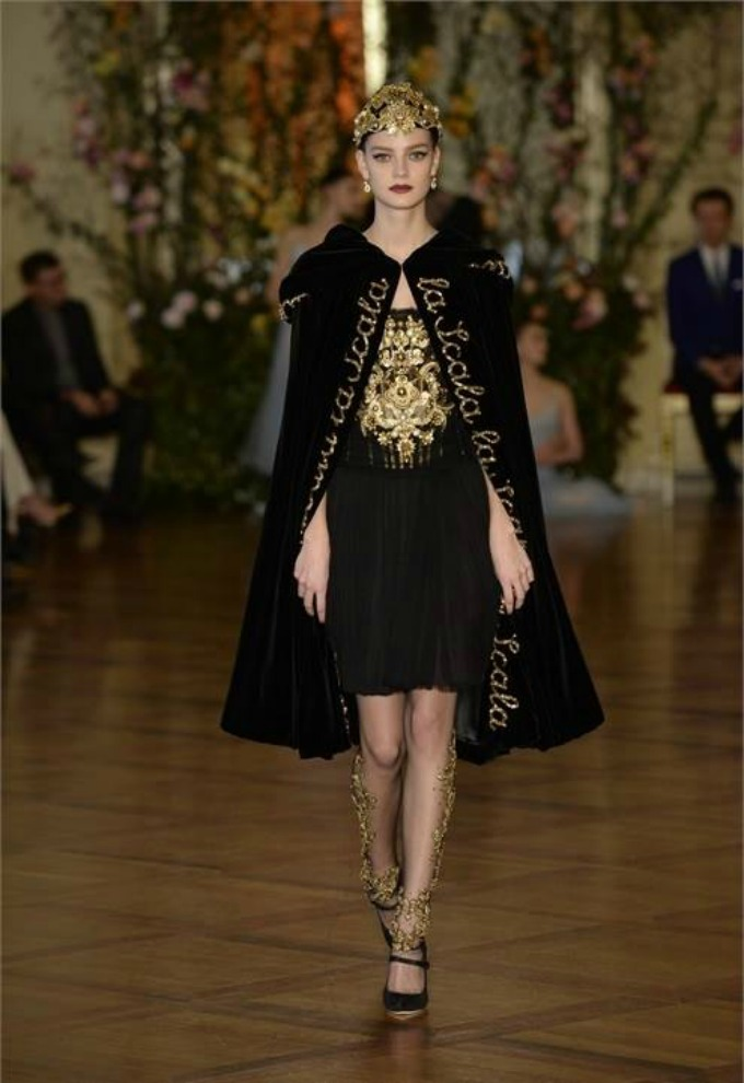 spektakularna revija brenda dolce gabbana 11 Spektakularna revija brenda Dolce & Gabbana