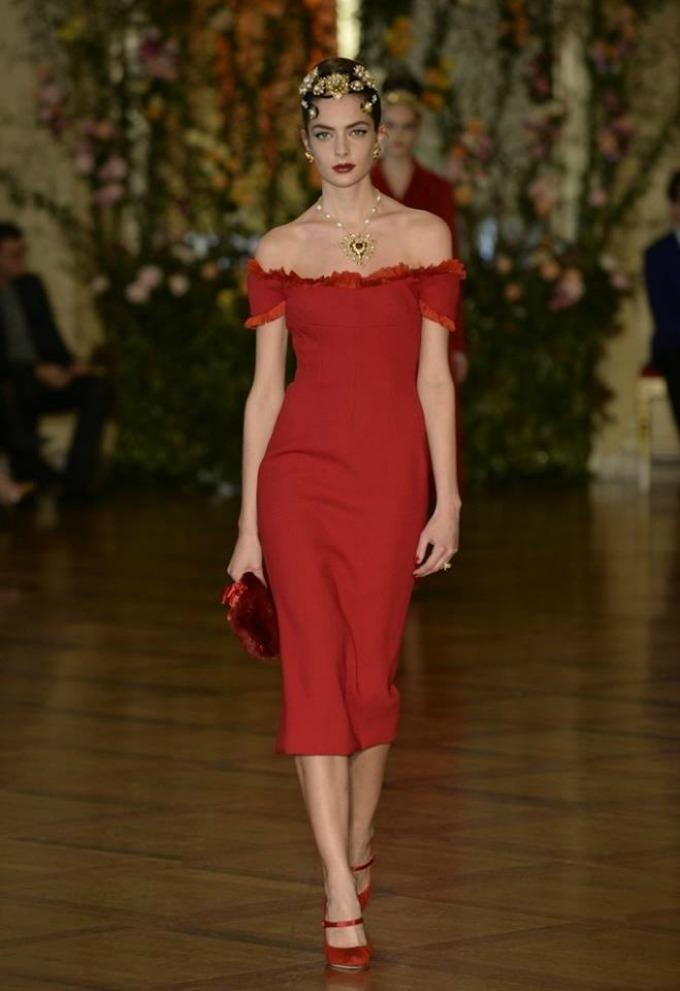 spektakularna revija brenda dolce gabbana 4 Spektakularna revija brenda Dolce & Gabbana