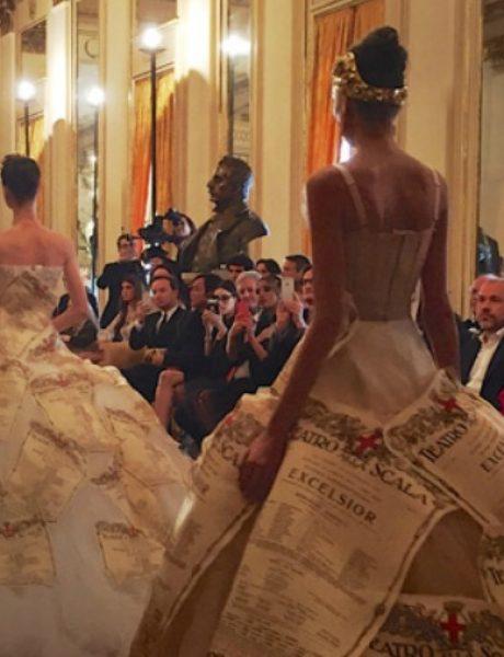 Spektakularna revija brenda Dolce & Gabbana