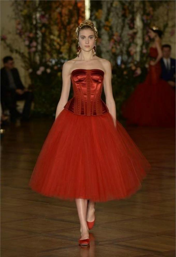 spektakularna revija brenda dolce gabbana 9 Spektakularna revija brenda Dolce & Gabbana
