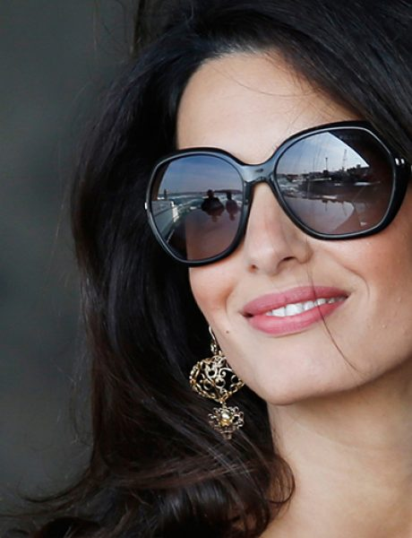 Nekad i sad: Stil Amal Kluni