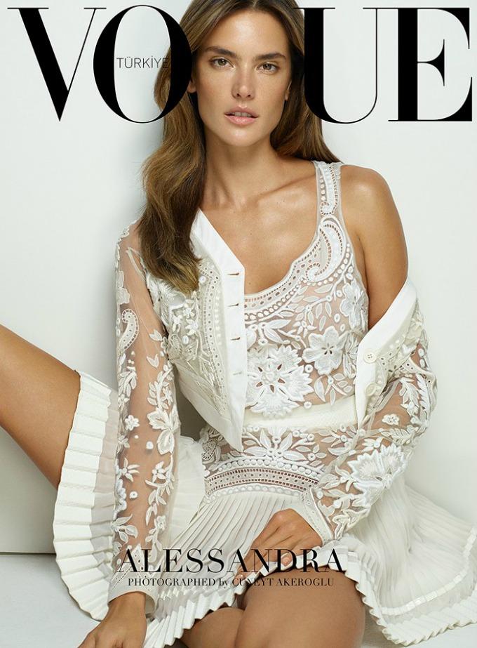 supermodeli na naslovnici turskog voguea 1 Supermodeli na naslovnici turskog Vogue a