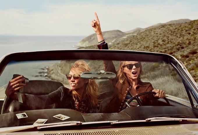 tejlor svift i karli klos na naslovnici magazina vogue 3 Tejlor Svift i Karli Klos na naslovnici magazina Vogue