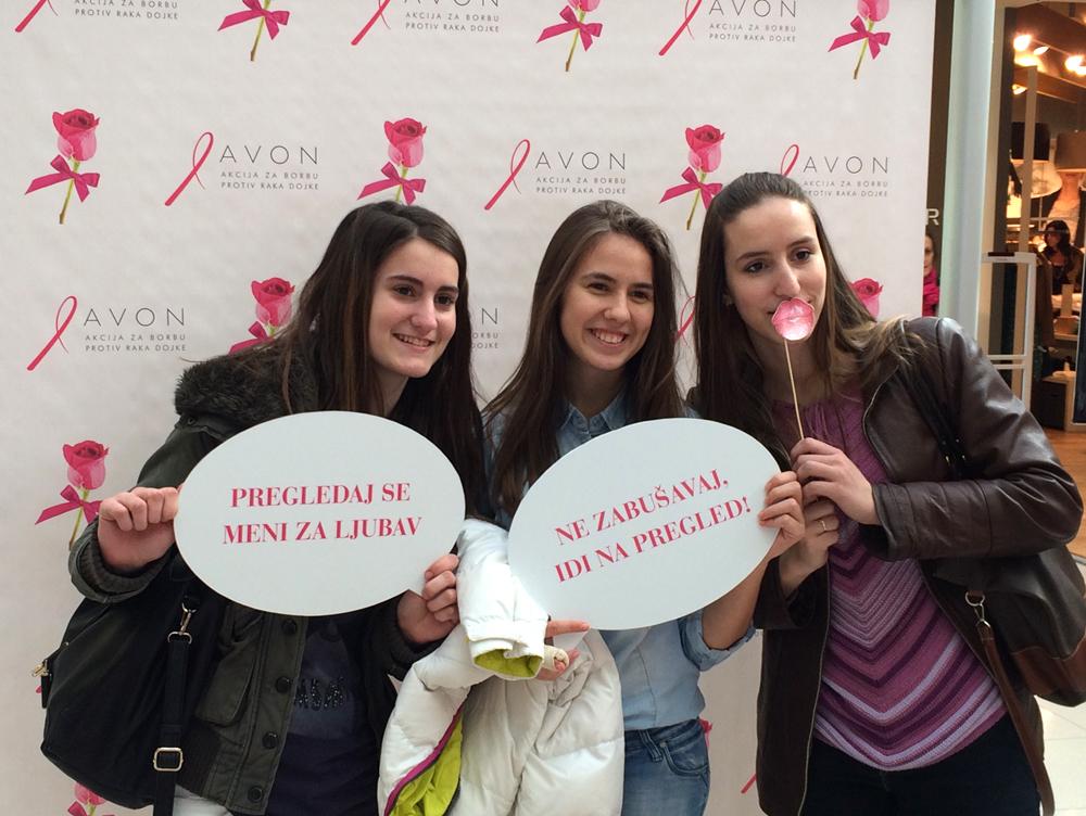 Delta City akcija 2 Beograd u znaku borbe protiv raka dojke