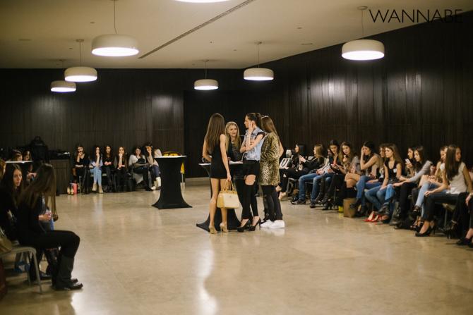 Kasting Belgrade Fashion Week 2015 Wannabe magazine 1 Belgrade Fashion Week: Bili smo na kastingu