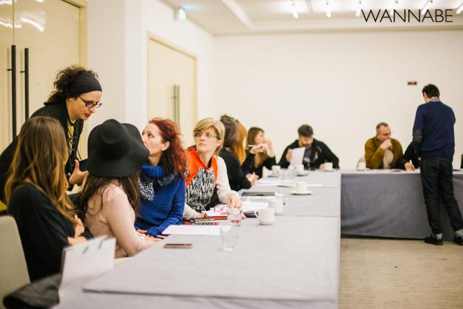 Kasting Belgrade Fashion Week 2015 Wannabe magazine 5 Belgrade Fashion Week: Bili smo na kastingu