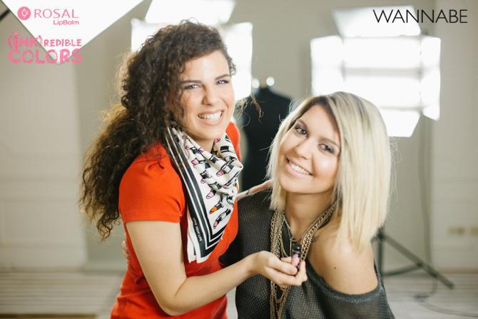 Katarina Veljkovic Like a Blondie Wannabe Rosal Lip Balm incredible colors 17 Uradi sama: Prirodan izgled