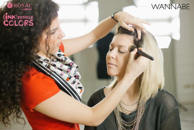 Katarina Veljkovic Like a Blondie Wannabe Rosal Lip Balm incredible colors 2 Uradi sama: Prirodan izgled