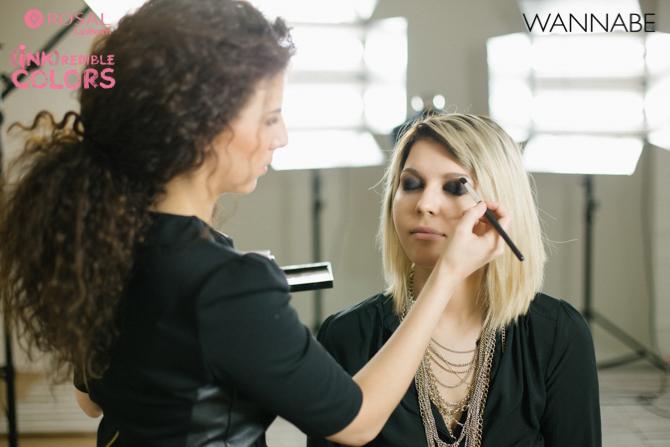 Katarina Veljkovic Like a Blondie Wannabe Rosal Lip Balm incredible colors 22 Uradi sama: Kombinuj crnu senku i lipbalm
