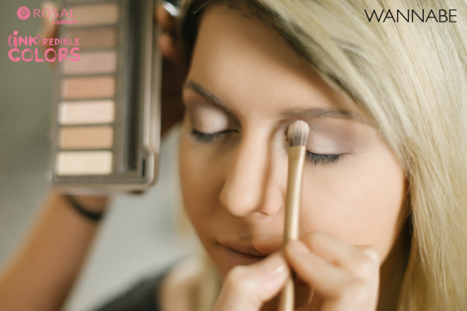 Katarina Veljkovic Like a Blondie Wannabe Rosal Lip Balm incredible colors 6 Uradi sama: Prirodan izgled