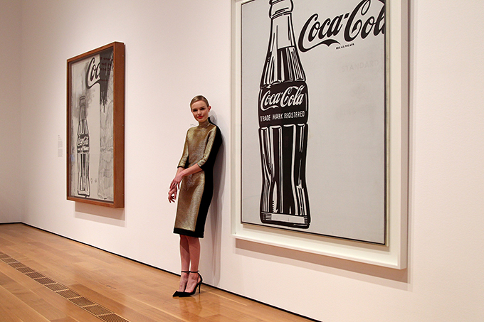 Kate Bosworth at The Coca Cola Bottle An American Icon at 100 exhibition at the High Museum of Art on February 26 2015 in Atlanta Georgia. Photo by Ben Rose Getty Images Proslava stogodišnjice ikone pop kulture