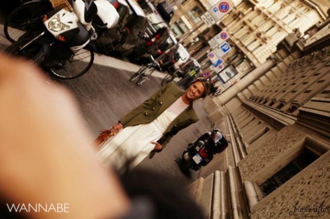 Milan fashion week Wannabe magazine 14 Street Style sa Nedelje mode u Milanu