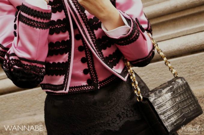 Milan fashion week Wannabe magazine 17 Street Style sa Nedelje mode u Milanu