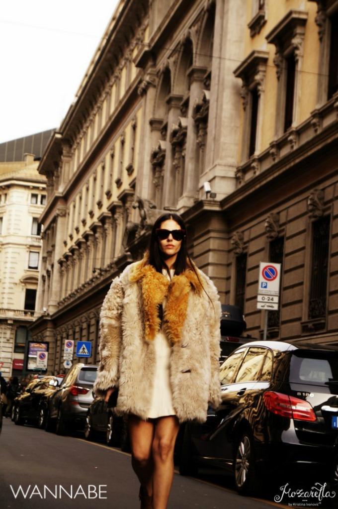 Milan fashion week Wannabe magazine 20 Street Style sa Nedelje mode u Milanu