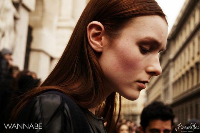 Milan fashion week Wannabe magazine 21 Street Style sa Nedelje mode u Milanu