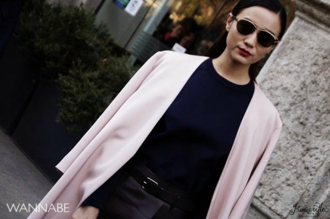 Milan fashion week Wannabe magazine 5 Street Style sa Nedelje mode u Milanu