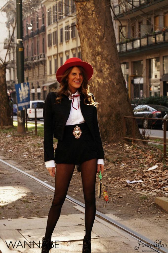 Milan fashion week Wannabe magazine 7 Street Style sa Nedelje mode u Milanu
