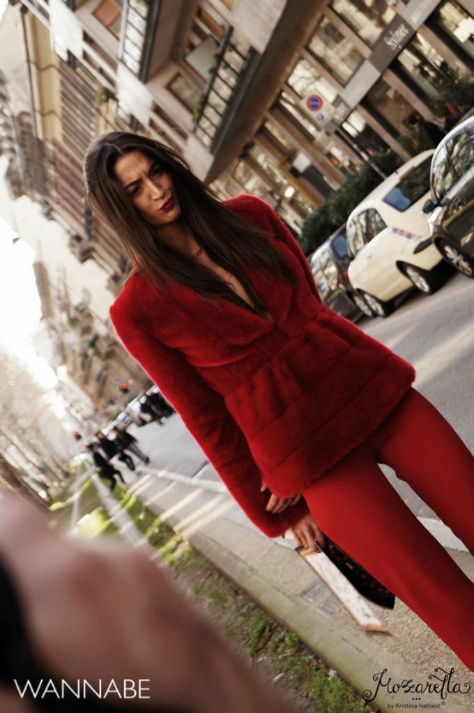 Milan fashion week Wannabe magazine 8 Street Style sa Nedelje mode u Milanu