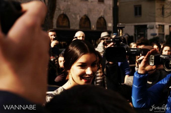 Milan fashion week Wannabe magazine 9 Street Style sa Nedelje mode u Milanu