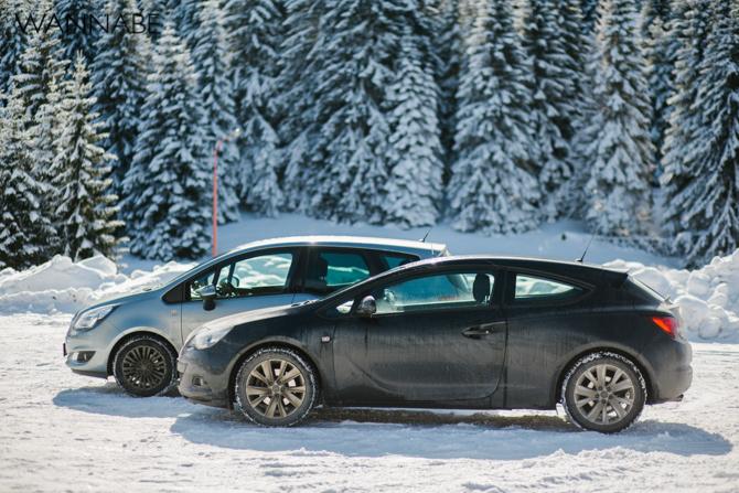 Opel Astra GTC i Meriva wannabe magazin Kopaonik 4 Zašto volim Astru i Merivu?