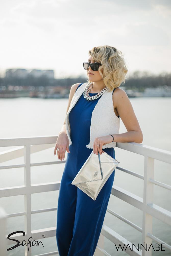 Safran fashion predlog Katarina Veljkovic Wannabe 6 Safran modni predlog: Vrati se u šezdesete