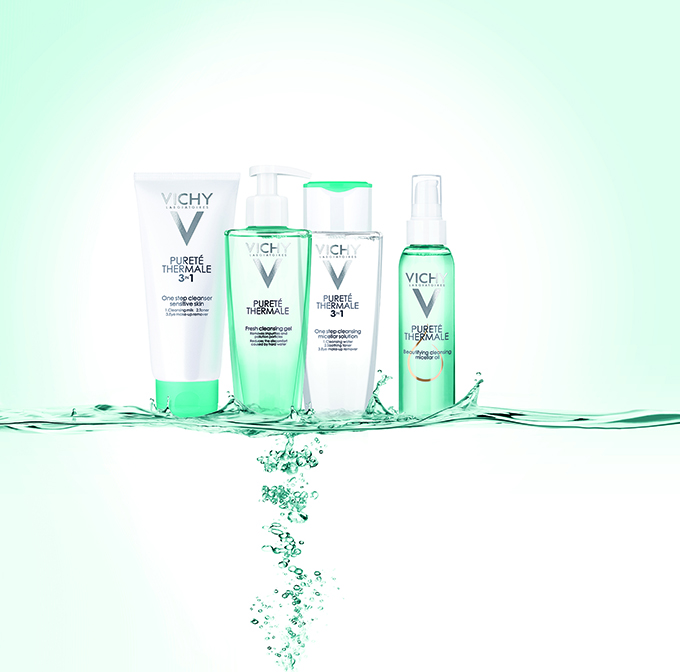 Vichy Purete Thermale 4 water Vichy Purete Thermale: Čišćenjem do idealne kože