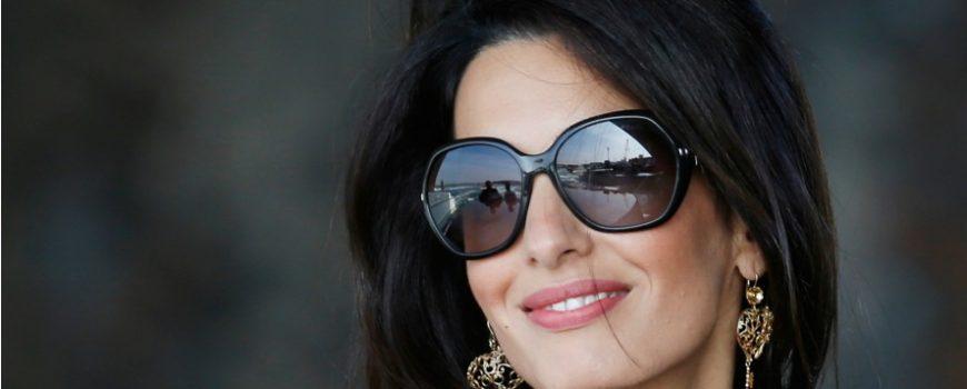 """Da li će Amal Kluni krasiti novu naslovnicu magazina """"Vogue""""?"""