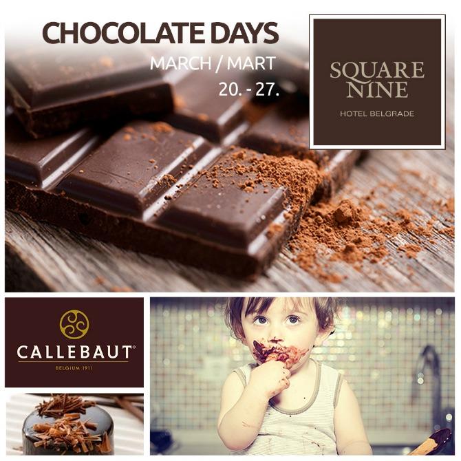 dani cokolade Ne propustite Dane čokolade u Square Nine u