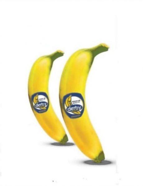 Za dobro raspoloženje pojedi Derby bananu