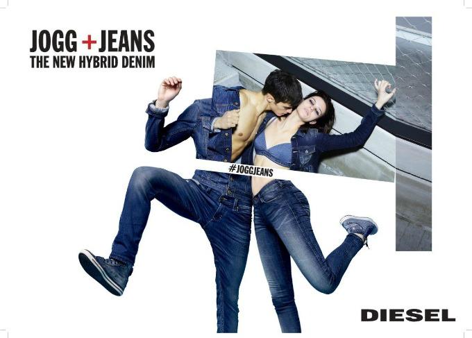 diesel jogg jeans 1 Diesel JOGG Jeans: Kampanja za proleće/leto 2015.