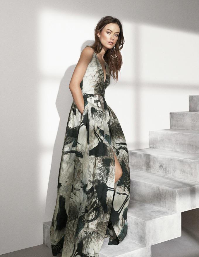 hm 2 Olivija Vajld promoviše održivi stil kolekcijom H&M Conscious Exclusive