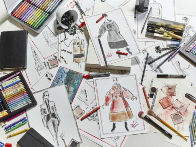izlozba karl lagerfeld 2 Zavirite u izložbu posvećenu liku i delu Karla Lagerfelda