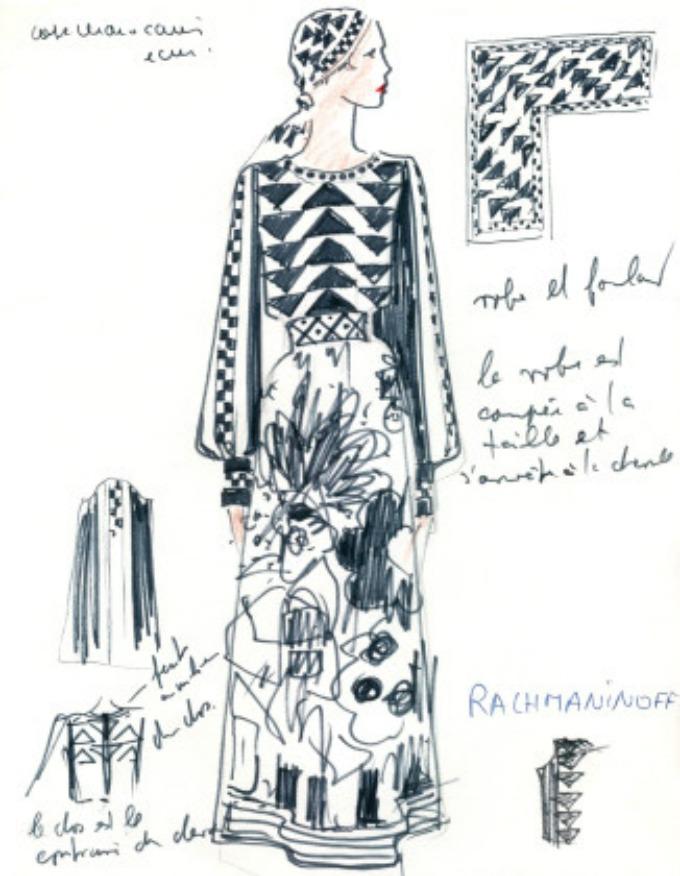 izlozba karl lagerfeld 3 Zavirite u izložbu posvećenu liku i delu Karla Lagerfelda