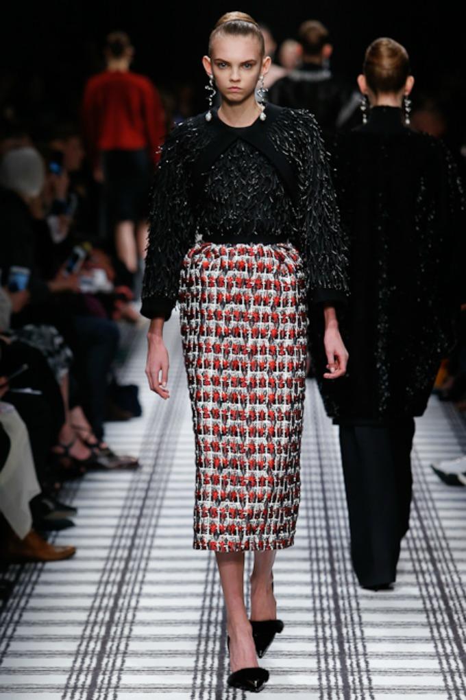 jesenja kolekcija brenda balenciaga 4 Paris Fashion Week: Revije brendova Balenciaga, Isabel Marant i Christian Dior