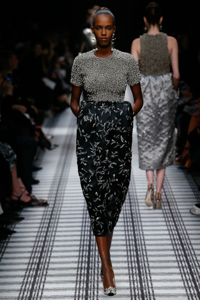 jesenja kolekcija brenda balenciaga 8 Paris Fashion Week: Revije brendova Balenciaga, Isabel Marant i Christian Dior
