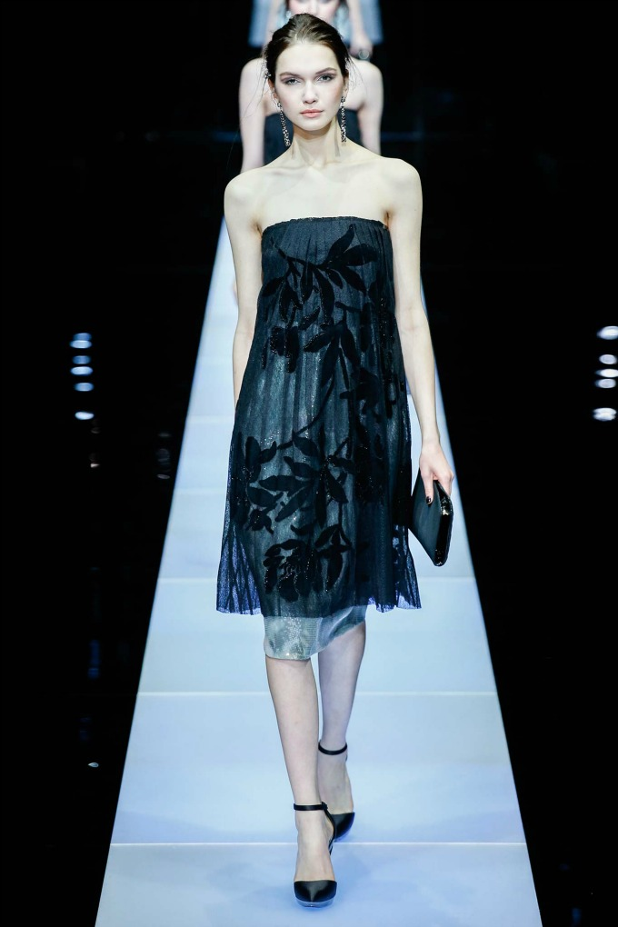 jesenja kolekcija brenda giorgio armani 10 Nedelja mode u Milanu: Revije brendova Giorgio Armani i Dsquared2