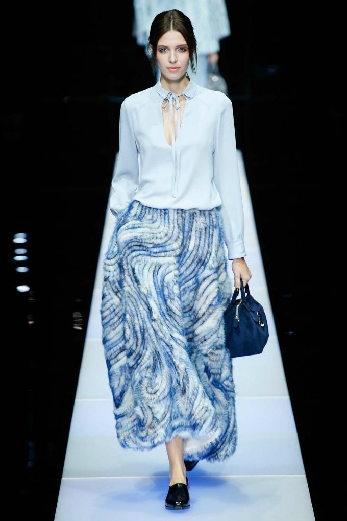 jesenja kolekcija brenda giorgio armani 5 Nedelja mode u Milanu: Revije brendova Giorgio Armani i Dsquared2