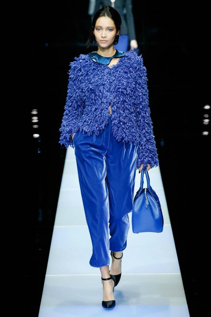 jesenja kolekcija brenda giorgio armani 7 Nedelja mode u Milanu: Revije brendova Giorgio Armani i Dsquared2